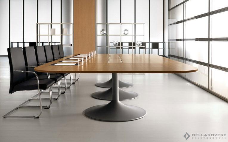 TAVOLI RIUNIONE mobili per ufficio a roma - agfsrl Mobili per ufficio a Roma – AGFSRL 1 Serie Meeting 1